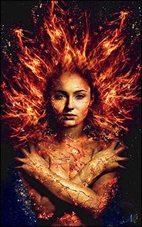 Dingues de séries TV Galerie X-MenDarkPhoenix-320-001