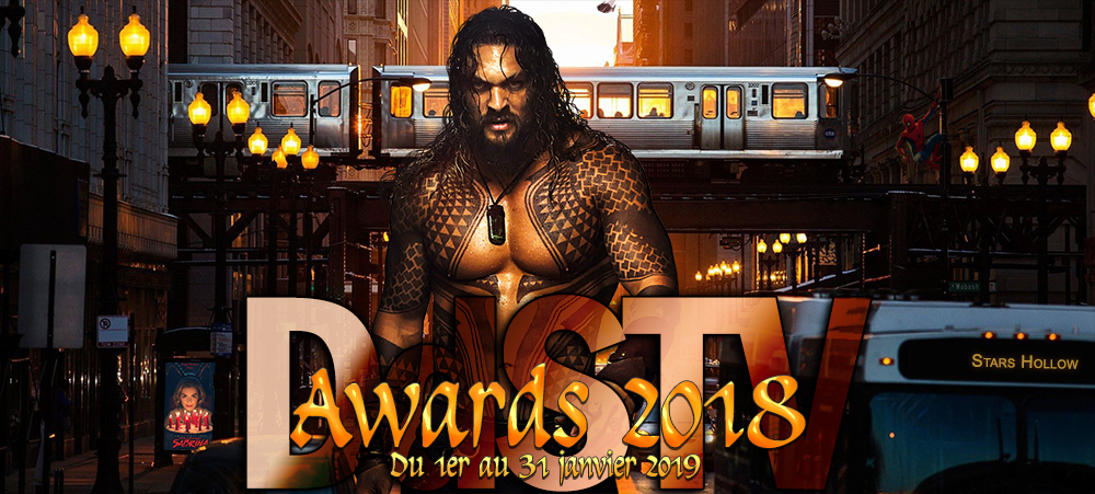 Dingues de Séries Télé & Avatar Land Awards1